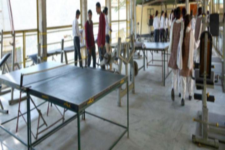 B L Central Public School-Gymanaisum