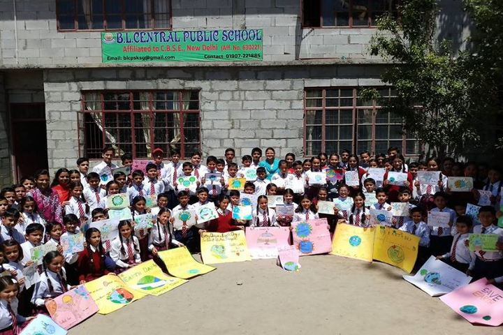 B L Central Public School-Activities