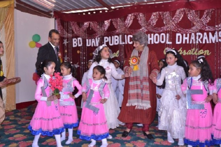 Bhagirathi Dass Dav Public School-Celebrations