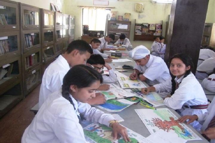 Bhagirathi Dass Dav Public School-Drawing