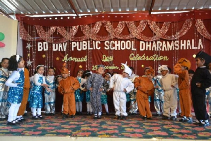 Bhagirathi Dass Dav Public School-Fancy Dress