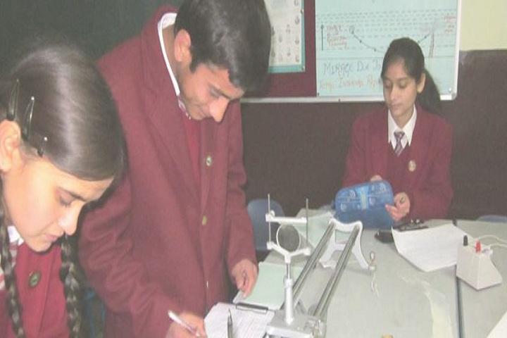 Bhagirathi Dass Dav Public School-Laboratory