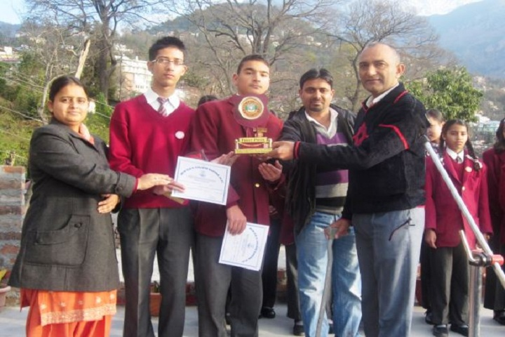 Bhagirathi Dass Dav Public School-Presentation