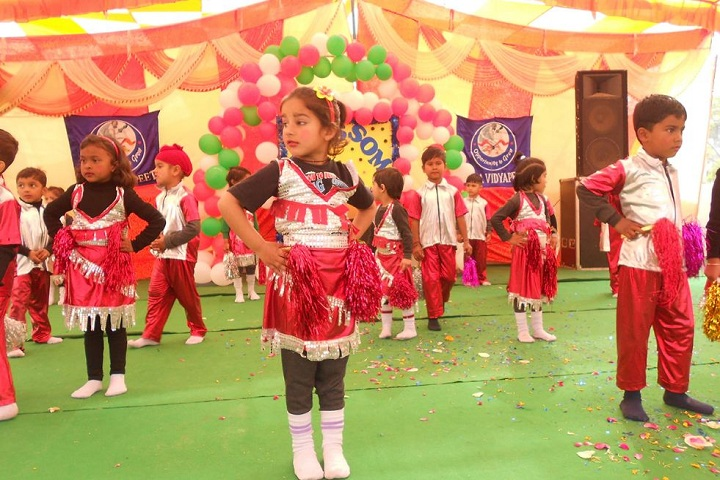 Bhojia Vidyapeeth-Dance Programmes