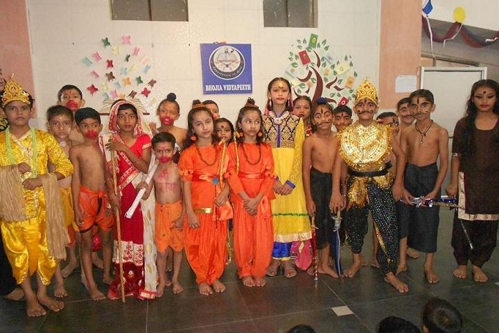 Bhojia Vidyapeeth-Fancy Dress