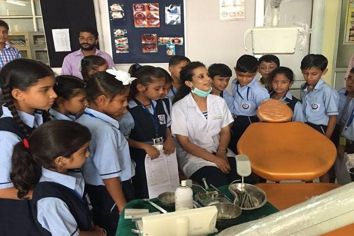 Bhojia Vidyapeeth-Medical Checkup