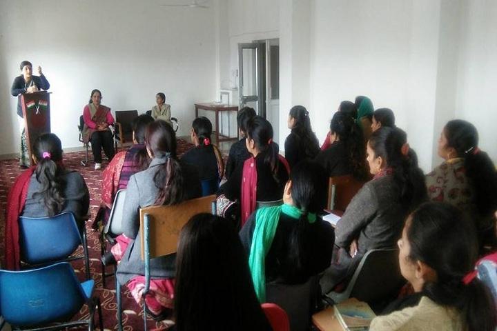 Bhojia Vidyapeeth-Seminar