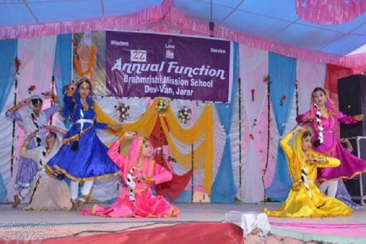 Brahmrishi Mission School-Classical Dance