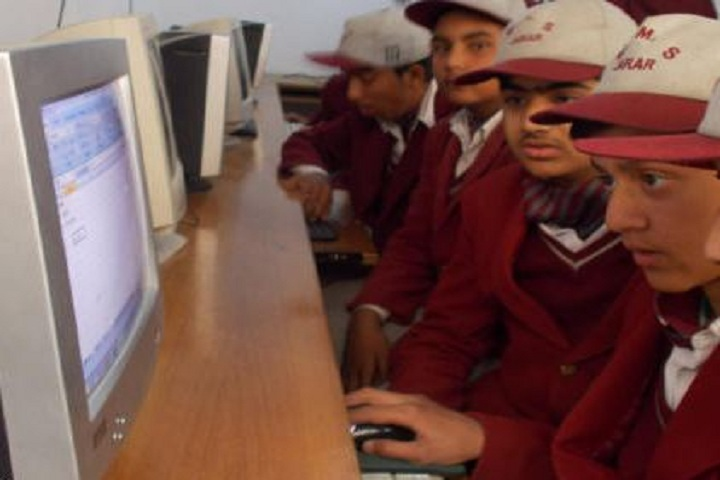 Brahmrishi Mission School-Computer Lab