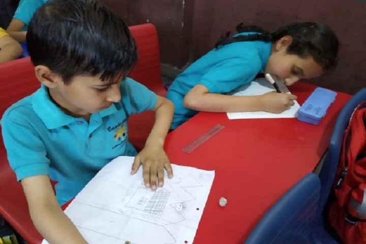 Cambridge International School-Drawing