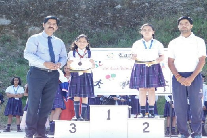 Cambridge International School-Prize Distribution
