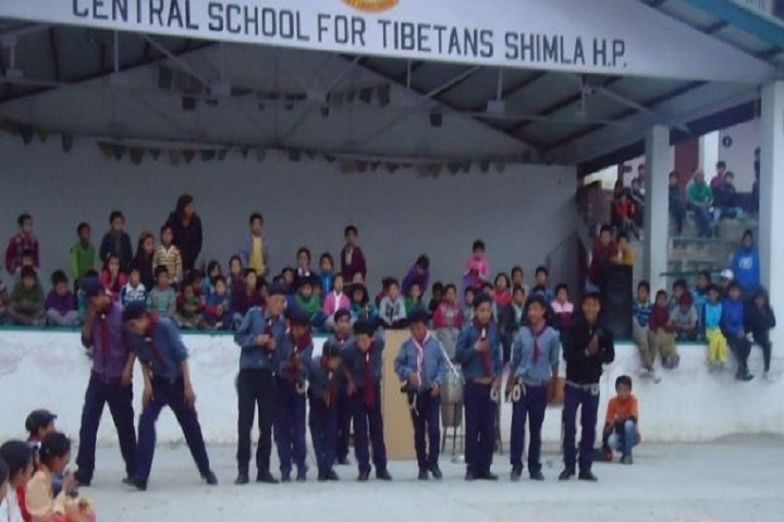 Central School For Tibetans-Auditorium