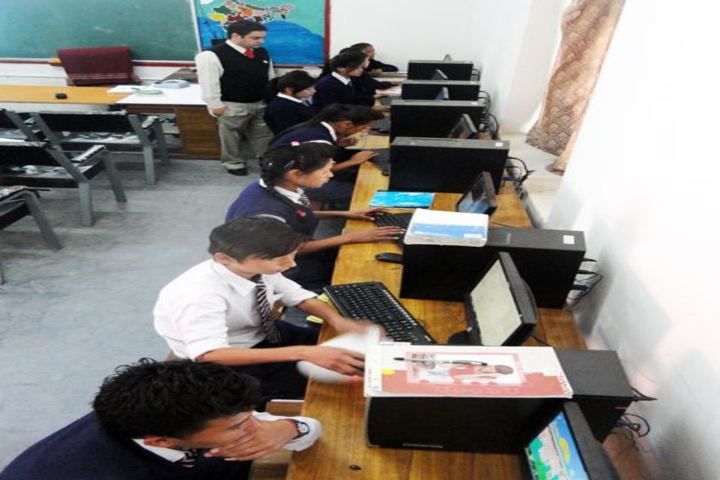 Central School For Tibetans-Computer Lab