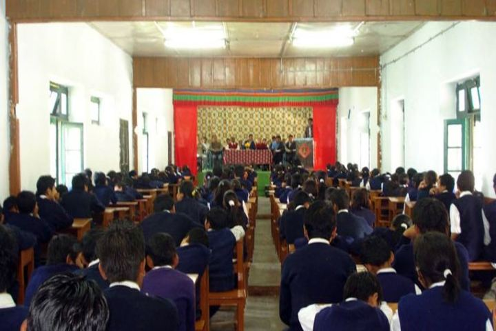 Central School For Tibetans-Multipurpose Hall