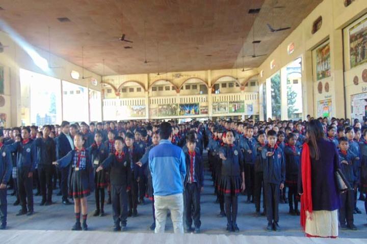 Kendriya Vidyalaya No 1-Assembly