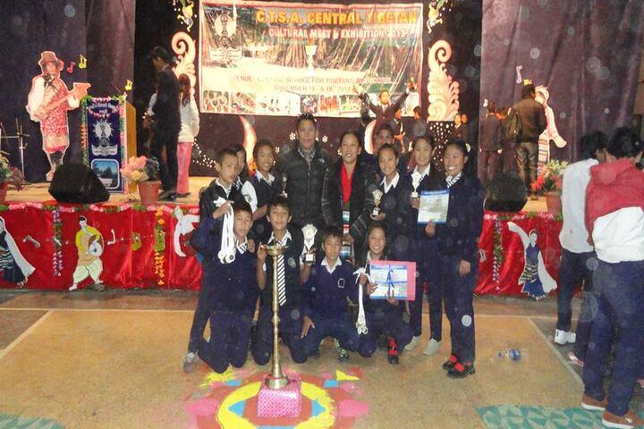 Central School For Tibetans-Achievement