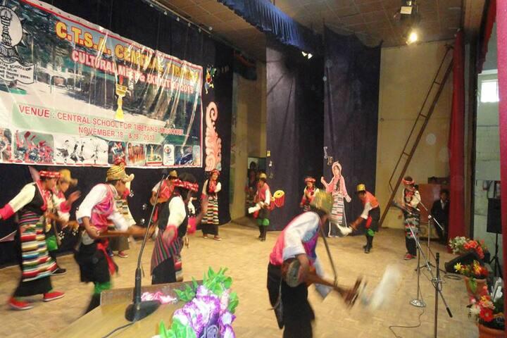 Central School For Tibetans-Drama