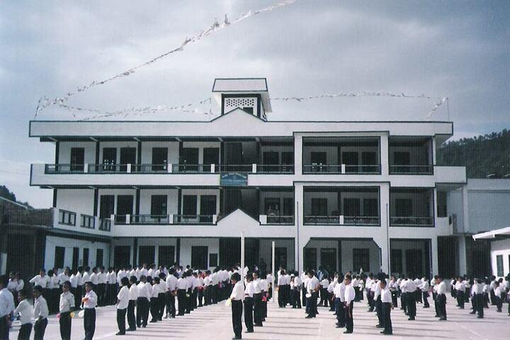 Central School For Tibetans-School Building