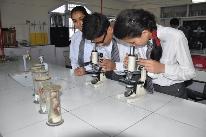 Chapslee School-Biology Lab