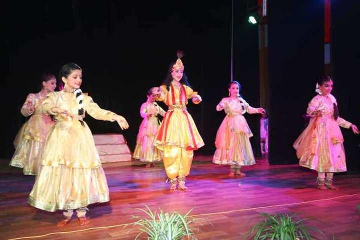 Chapslee School-Cultural Dance