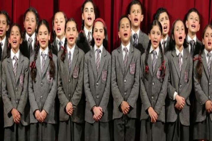 Chapslee School-Singing