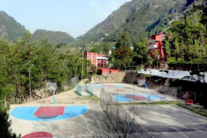 Chinmaya Vidyalaya-Play Court