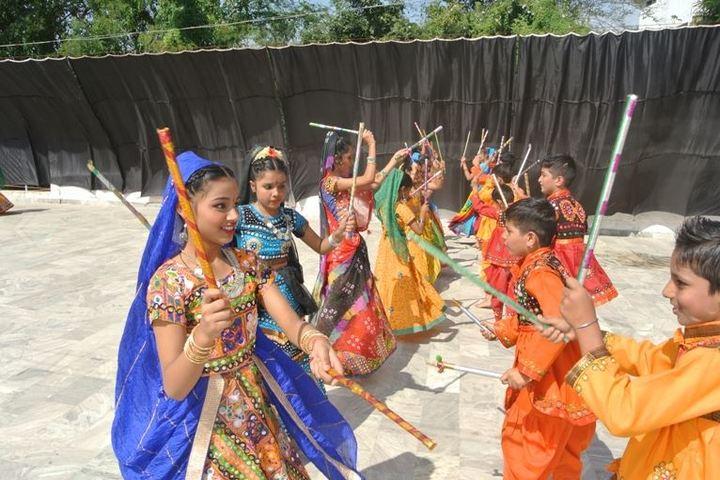 Comet Mensa Public School-Navrathri Celebrations