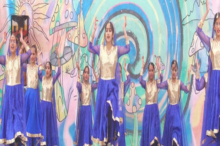 Crescent Public School-Dance Performances