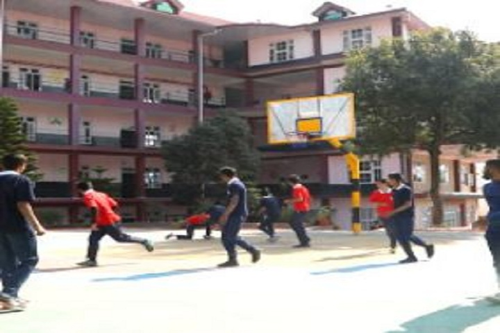Crescent Public School-Outdoor Games