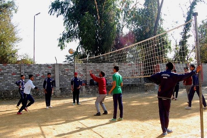 Crescent Public School-Sports