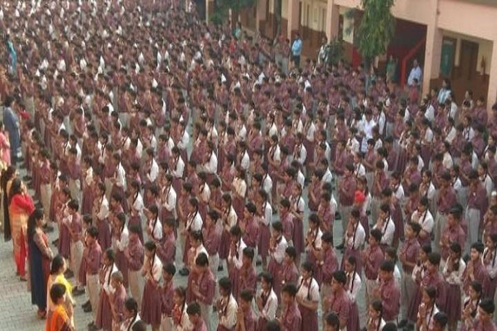DAV Centenary Public School-Assemble Ground
