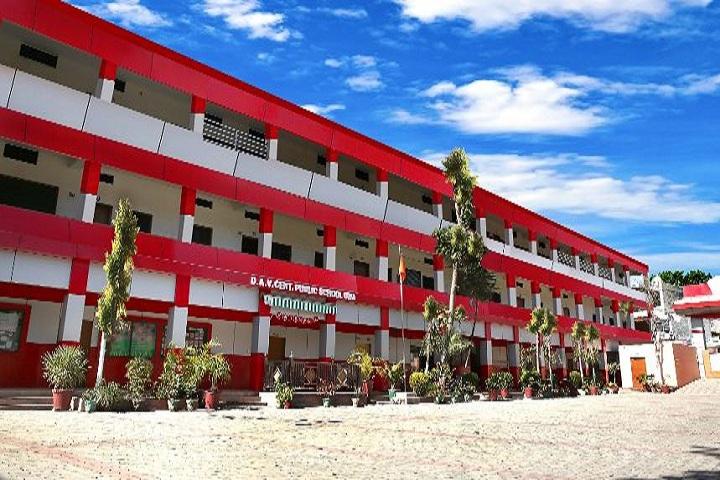 DAV Centenary Public School-Campus Area