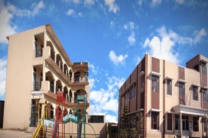 DAV Centenary Public School-Campus Building