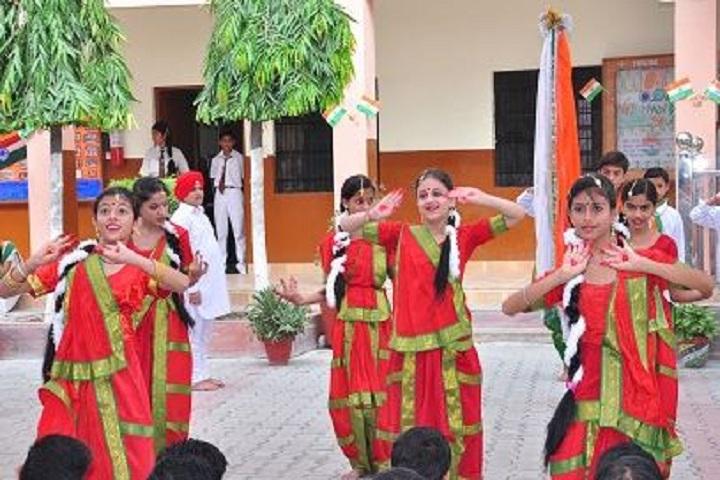 DAV Centenary Public School-Dance