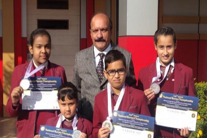 DAV Centenary Public School-Presentation