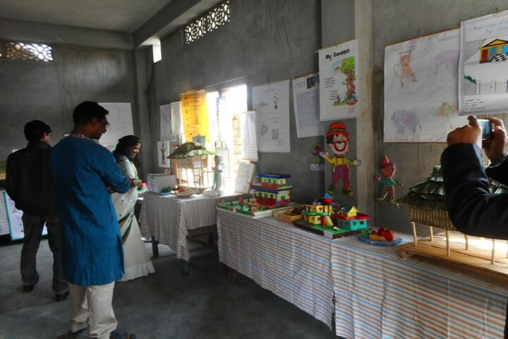 Kids Foundation School-Exibition