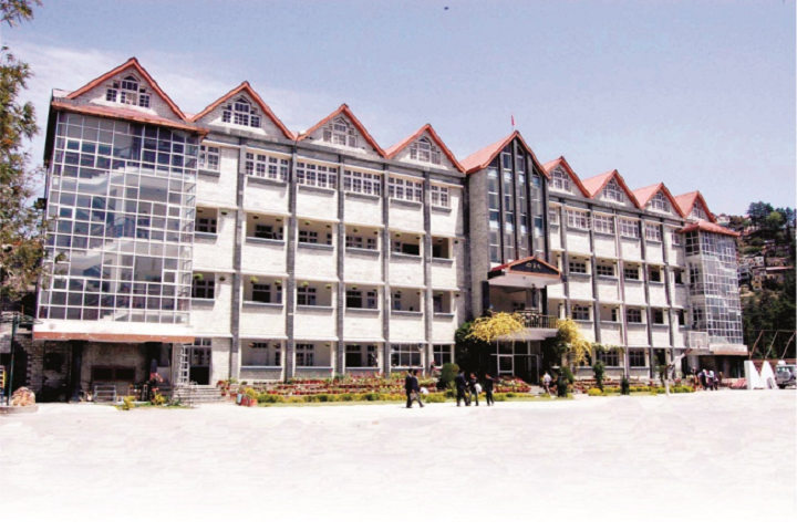 D A V Senior Secondary Public School-Campus