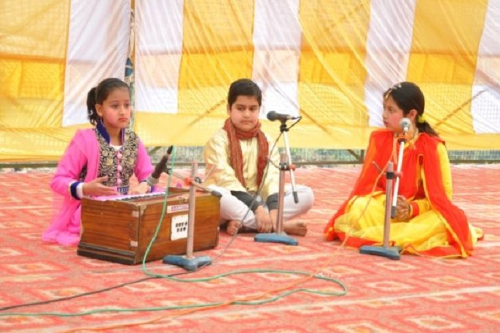 DAV Public School-Music Performance