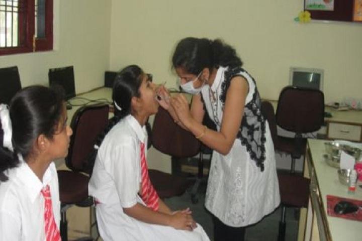 DAV Public School-Dental Checkup