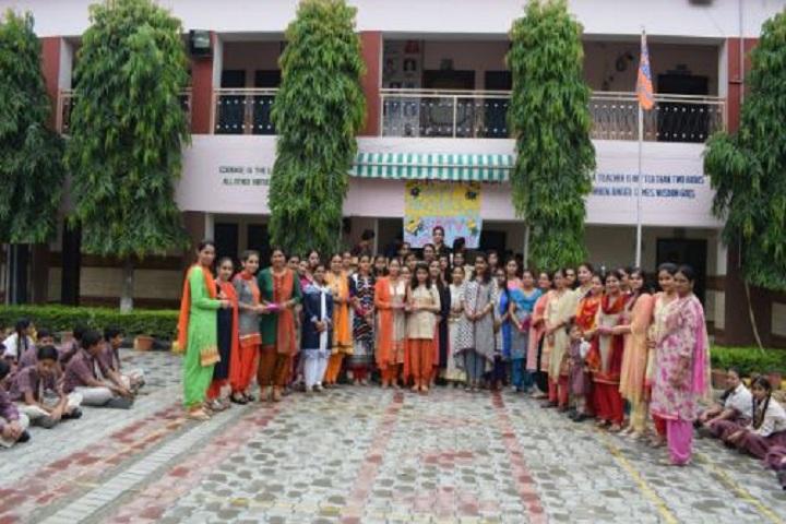 DAV Public School-School Campus