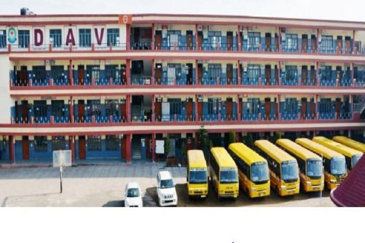DAV Public School- Campus View