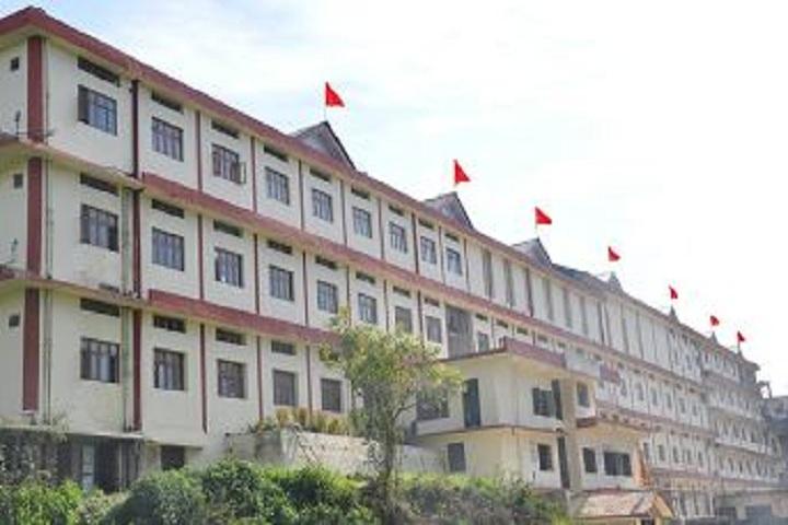 D A V Public School - School Building