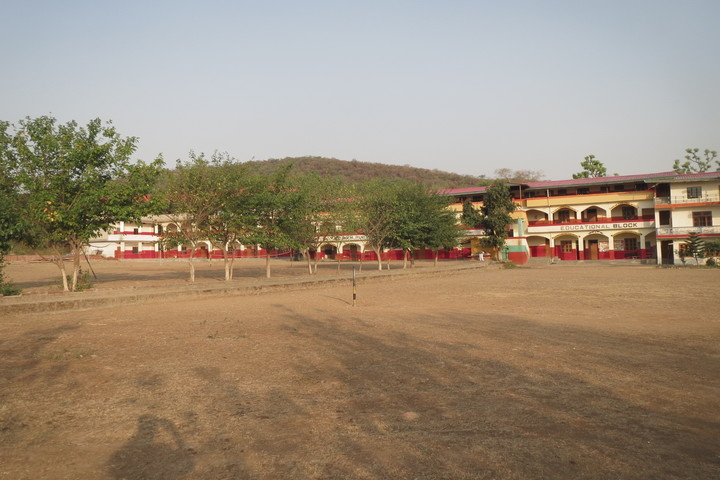 D A V M Public School-Campus View