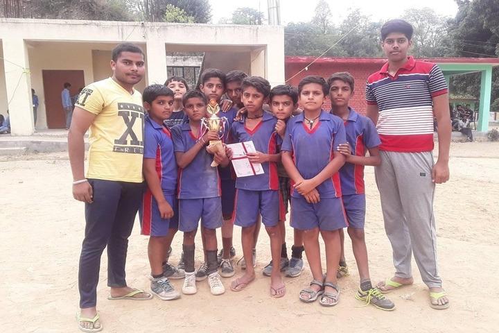 D A V M Public School-Sports Champions