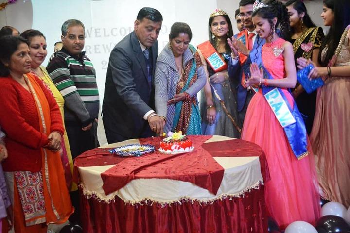 D A V Public Senior Secondary School-Birthday Celebrations