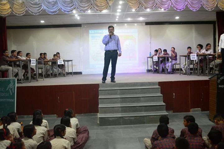 D A V Public Senior Secondary School-Debates