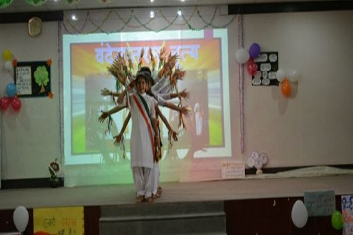 D A V Public Senior Secondary School-Celebrations
