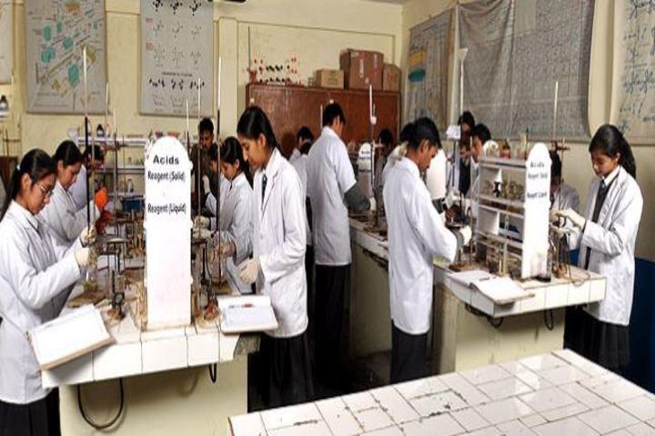 Dalhousie Hill Top School-Laboratory