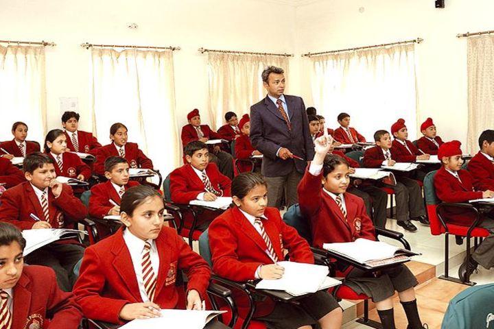 Dalhousie Public School-Classroom