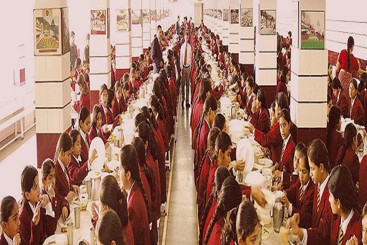 Dalhousie Public School-Dining Hall